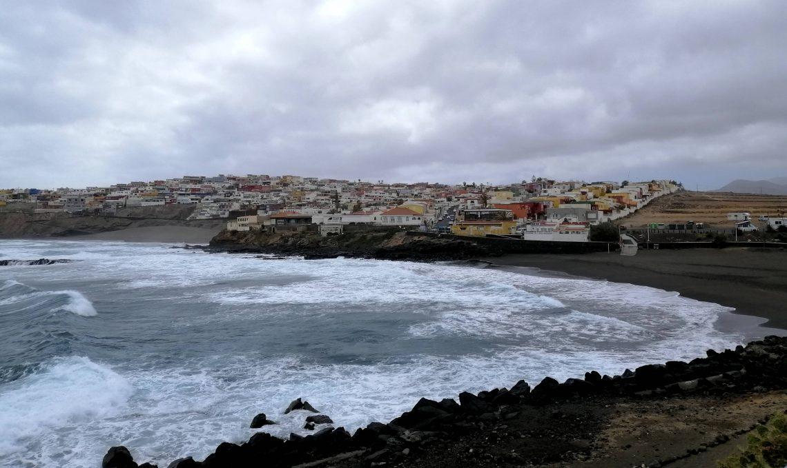 Playas de Hoya del Pozo y del Hombre.
