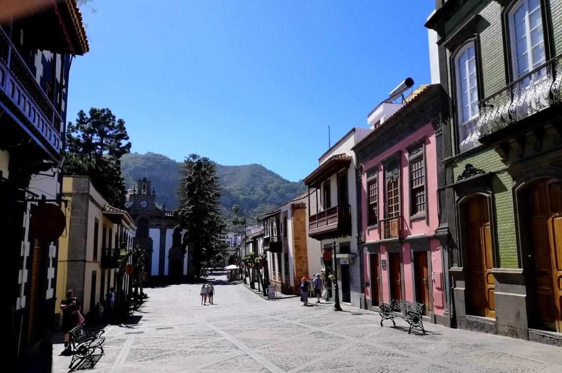 Teror, uno de los mejores pueblos de Gran Canaria