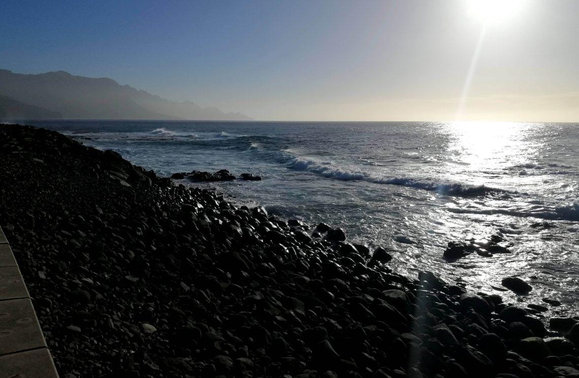 Puerto de las Nieves, Agaete.