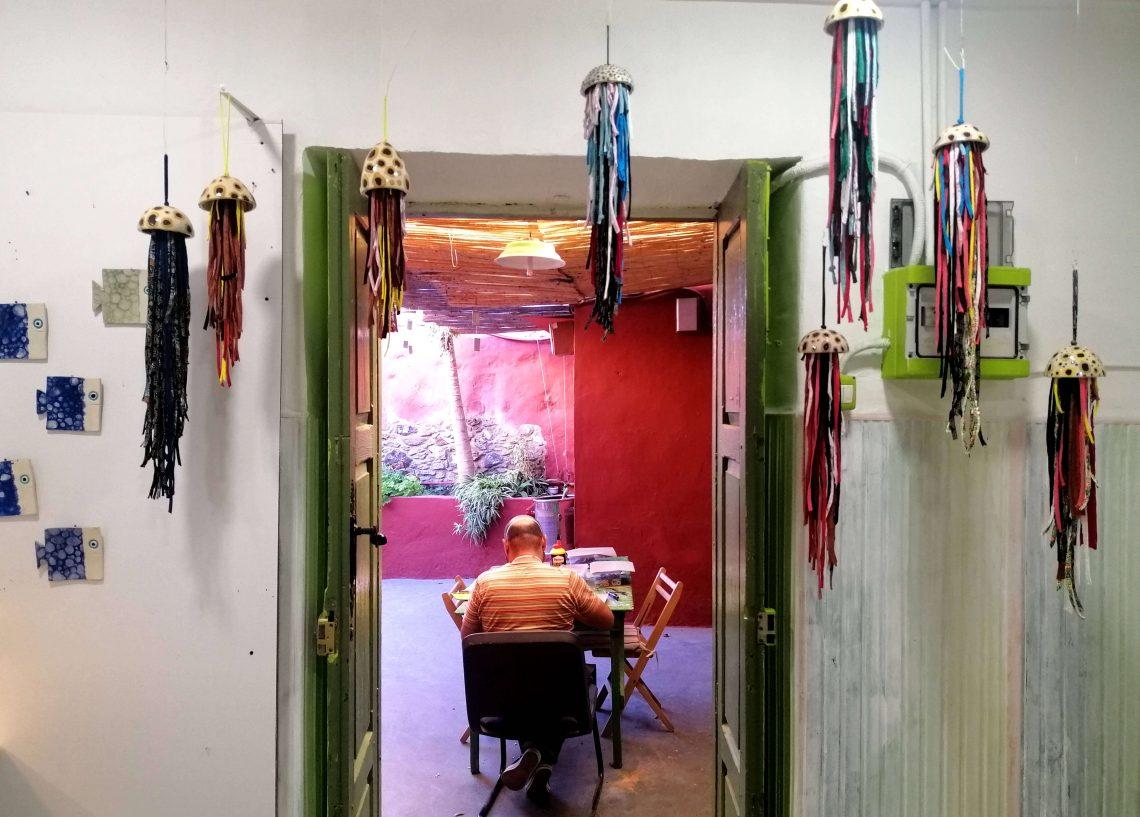 Talleres artesanos en Agüimes, Gran Canaria.