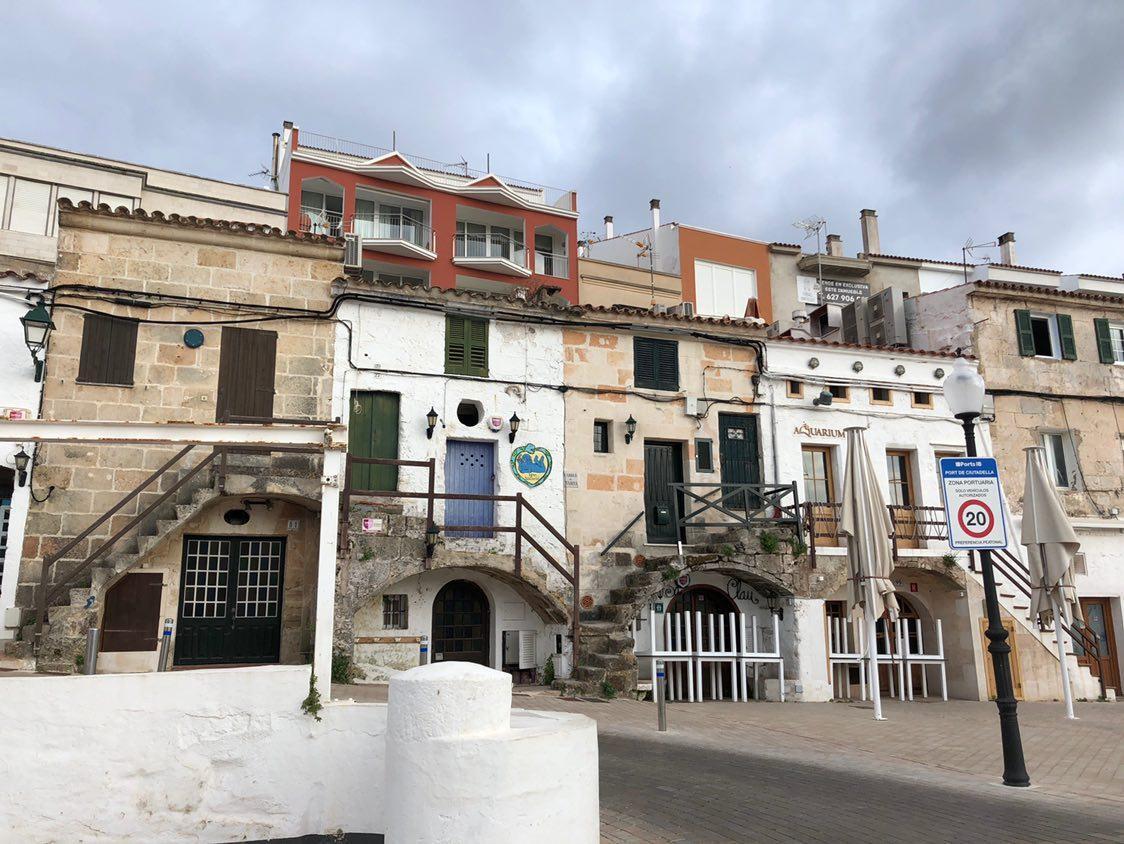 Ciudadella, un paseo imprescindible en Menorca.