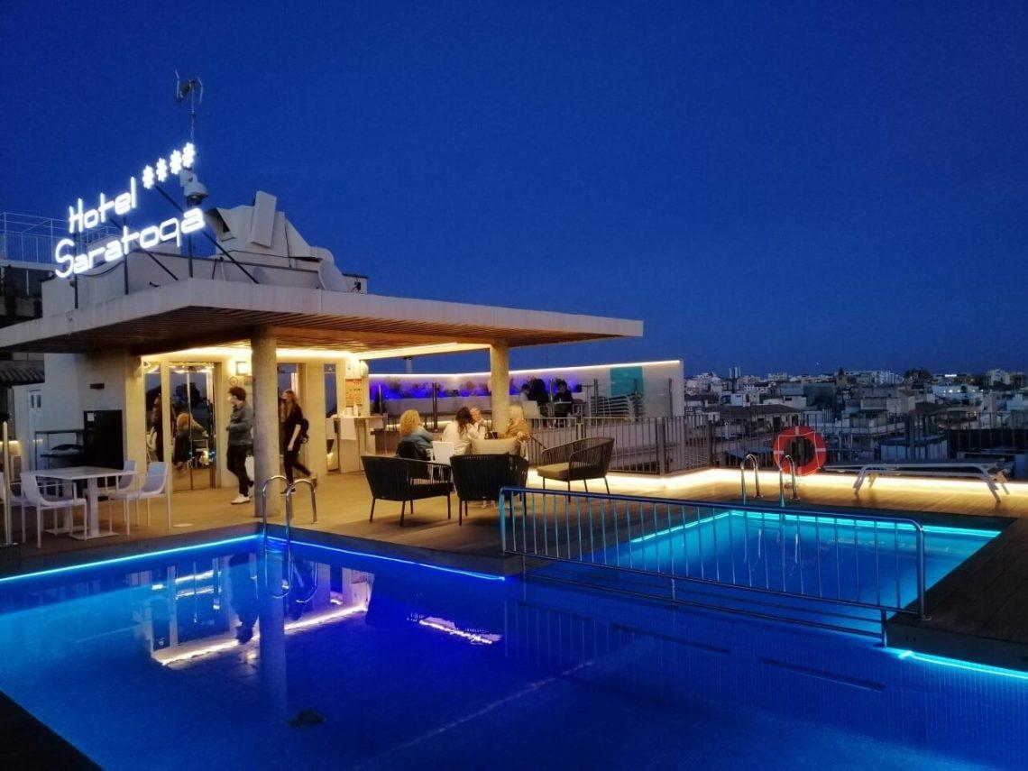 Saratoga hotel abierto en Palma